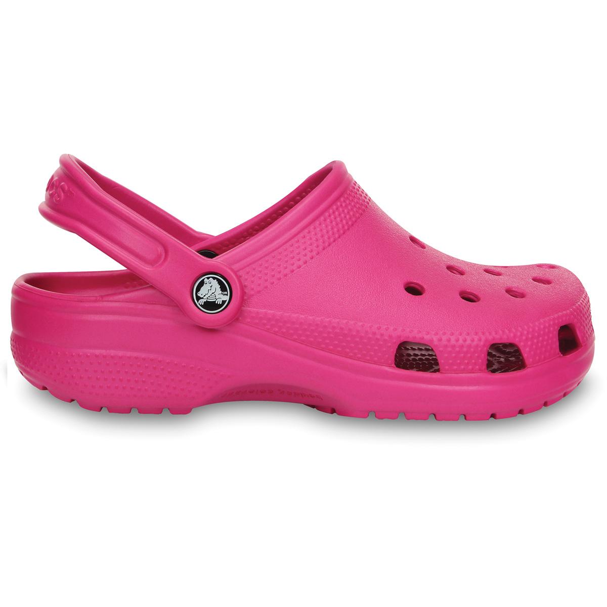 Crocs Classic - Şeker Pembesi