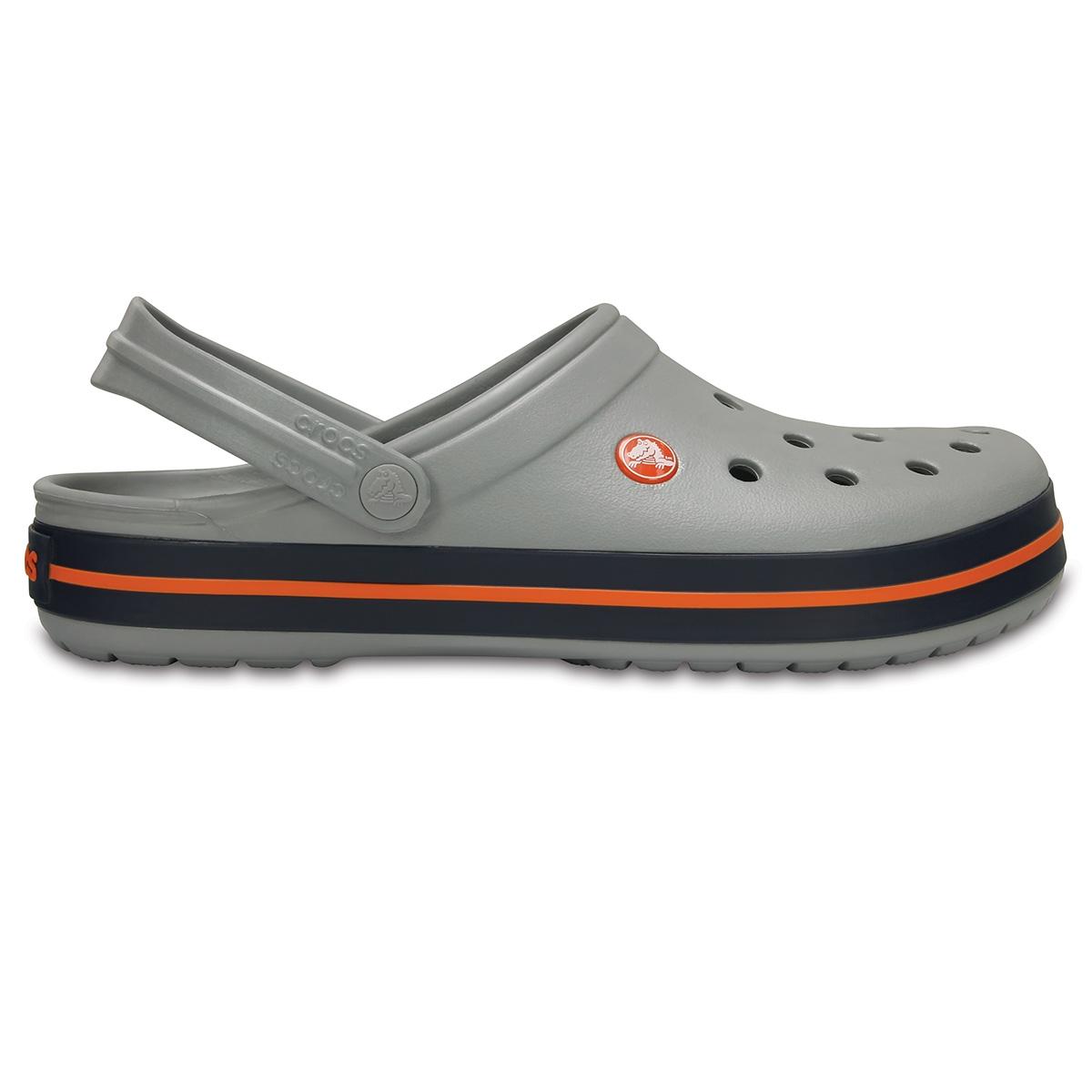 Crocs Crocband - Açık Gri/Lacivert