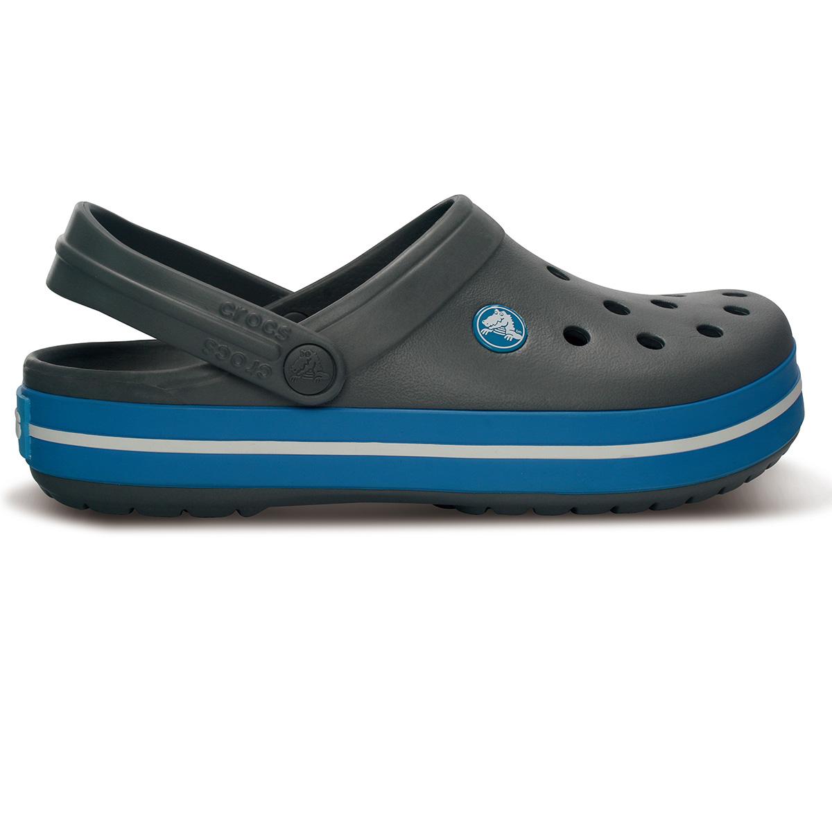 Crocs Crocband - Kömür/Okyanus