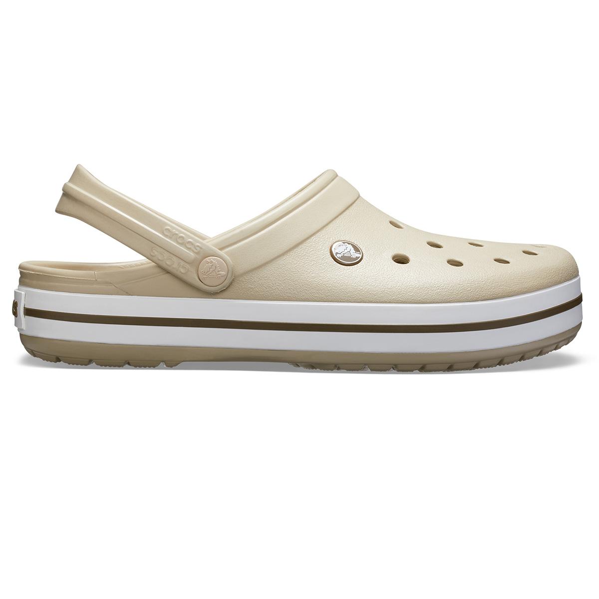 Crocs Crocband - Kaldırım Taşı/Ceviz