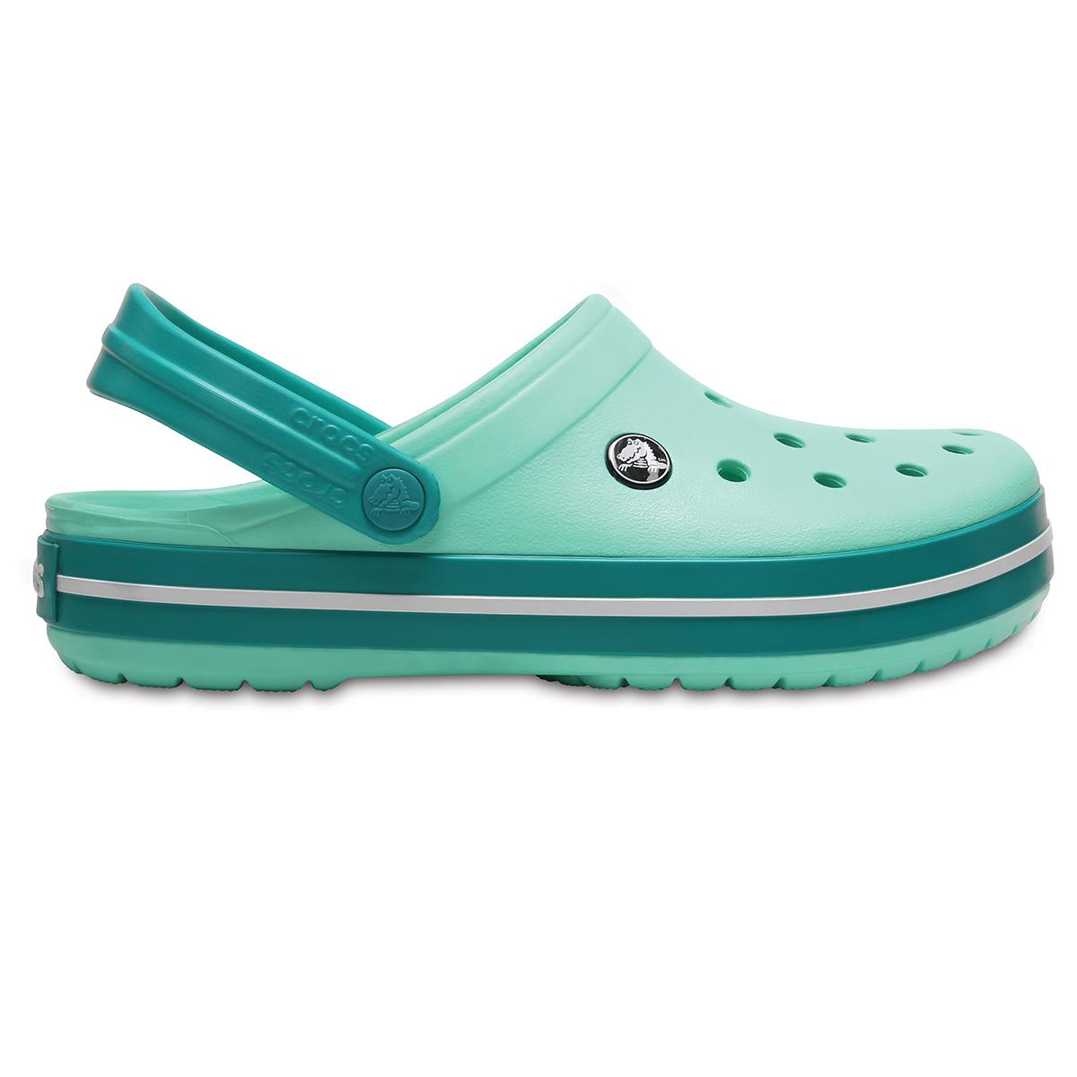 Crocs Crocband - Yeni Mint/Tropikal deniz mavisi
