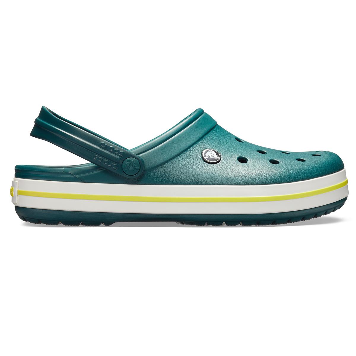 Crocs Crocband - Çam Yeşili/Tenis Topu Yeşili