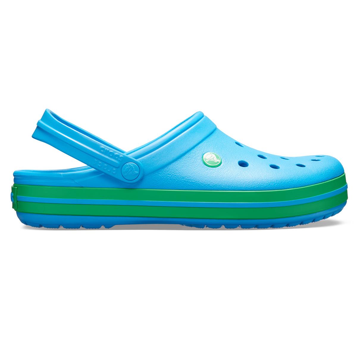 Crocs Crocband - Okyanus/Çim Yeşili