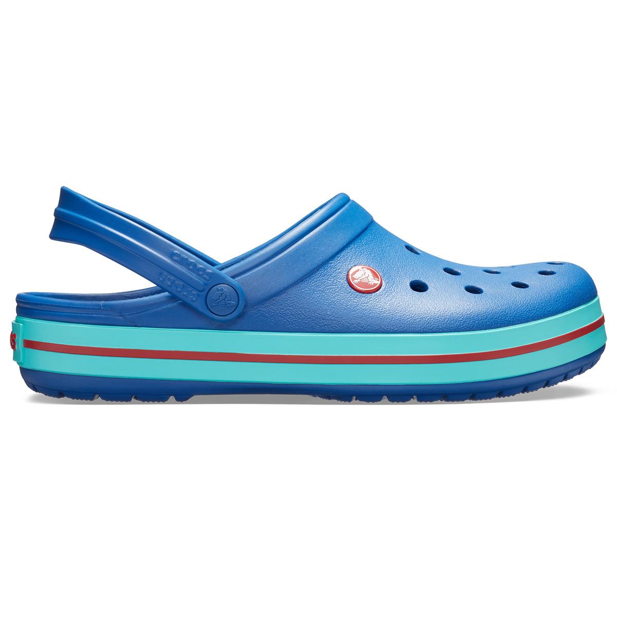Crocs Crocband - Mavi Jean/Havuz rengi
