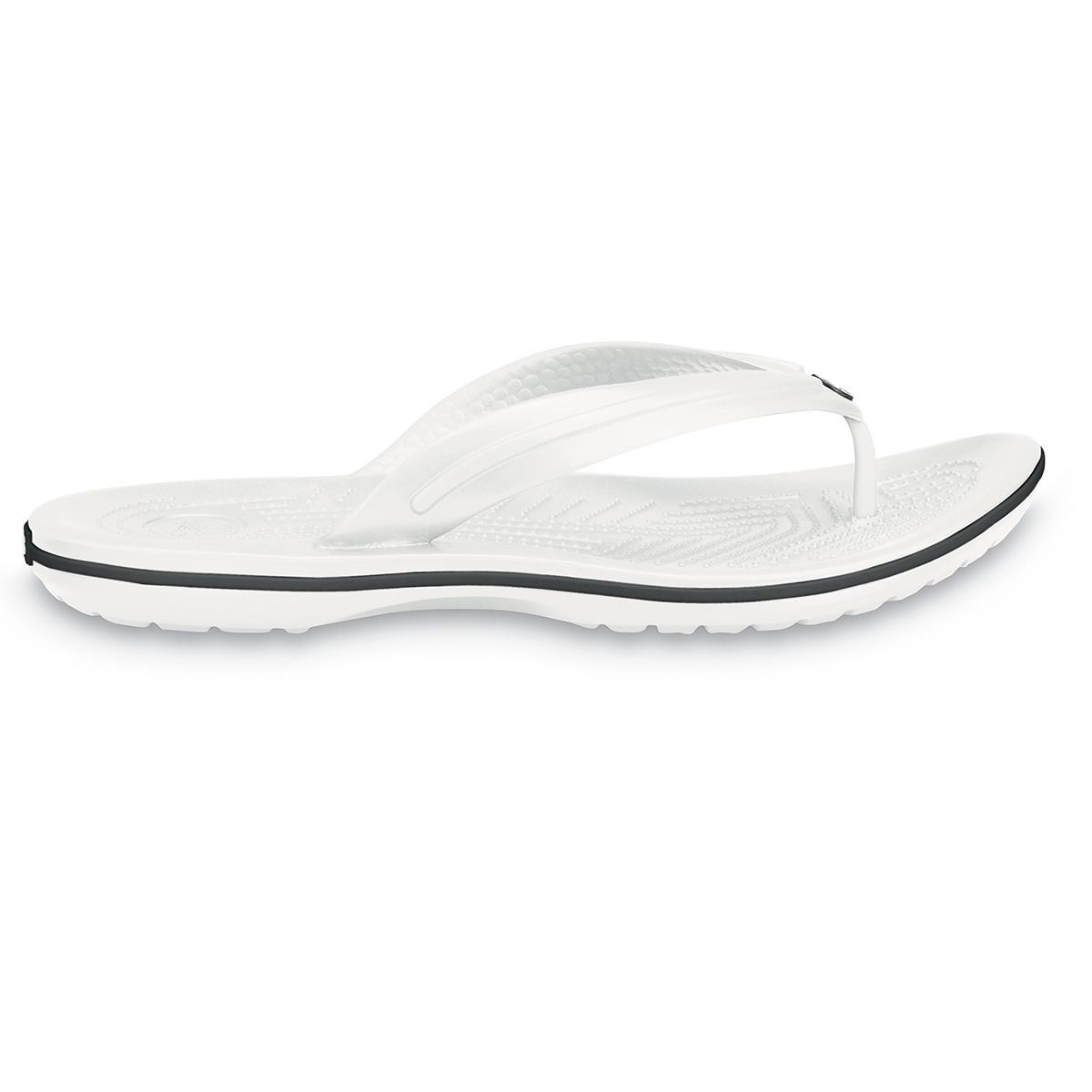 Crocs Crocband Flip - Beyaz