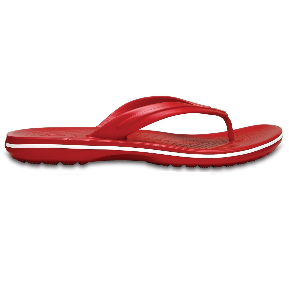 Crocs Crocband Flip - Biber/Beyaz