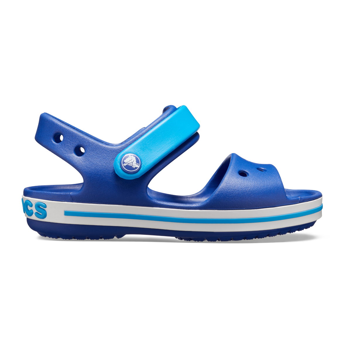 Crocs Crocband Sandal Kids - Gök Mavisi/Okyanus