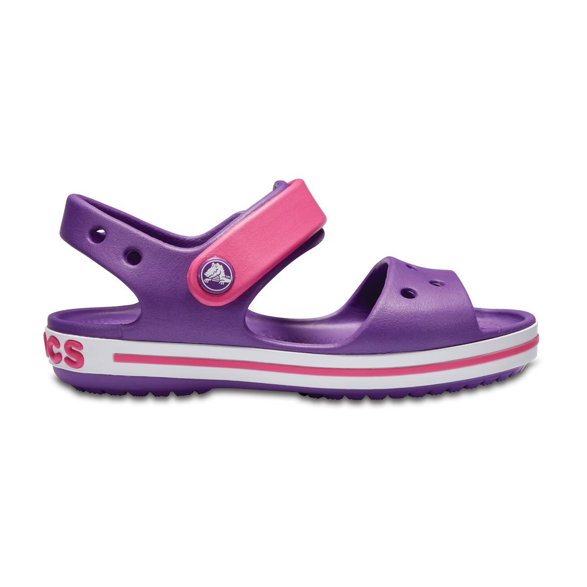 Crocs Crocband Sandal Kids - Ametist/Cennet Pembesi