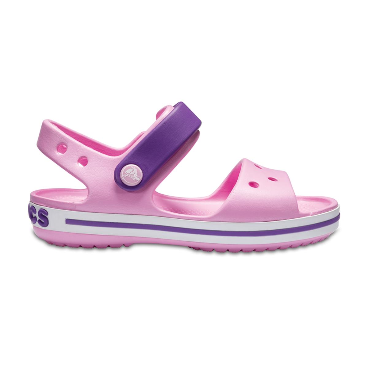 Crocs Crocband Sandal Kids - Karanfil/Ametist