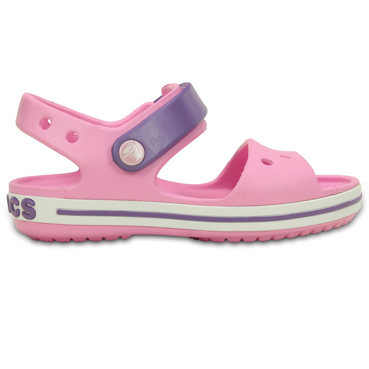 Crocs Crocband Sandal Kids - Karanfil/Mavi Menekşe