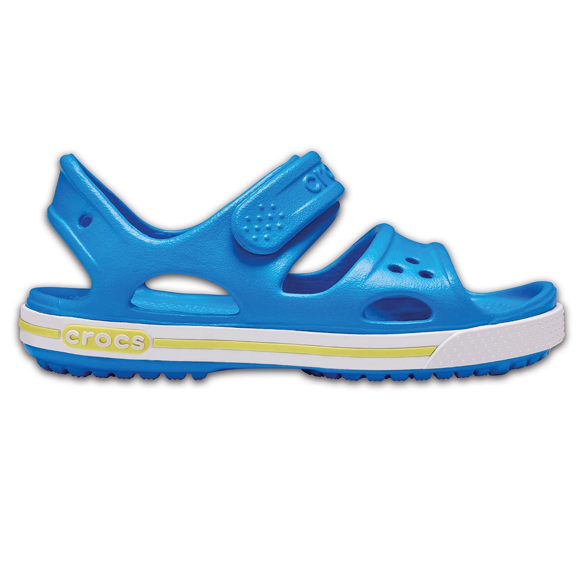 Crocs Crocband II Sandal PS - Okyanus/Tenis Topu Yeşil