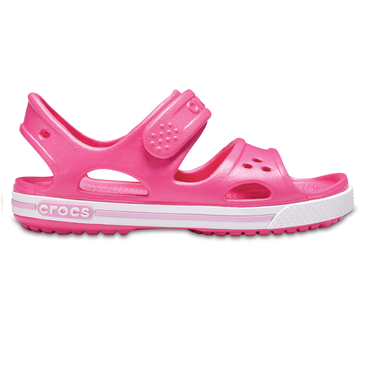 Crocs Crocband II Sandal PS - Cennet Pembesi/Karanfil
