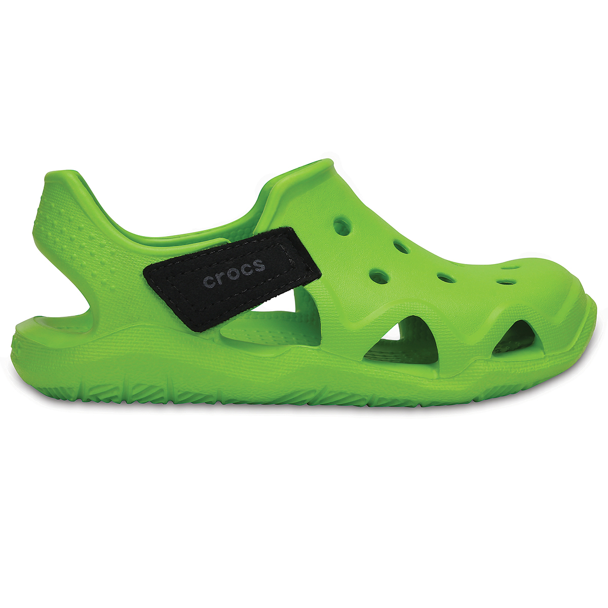 Crocs Swiftwater Wave K - Volt Yeşil