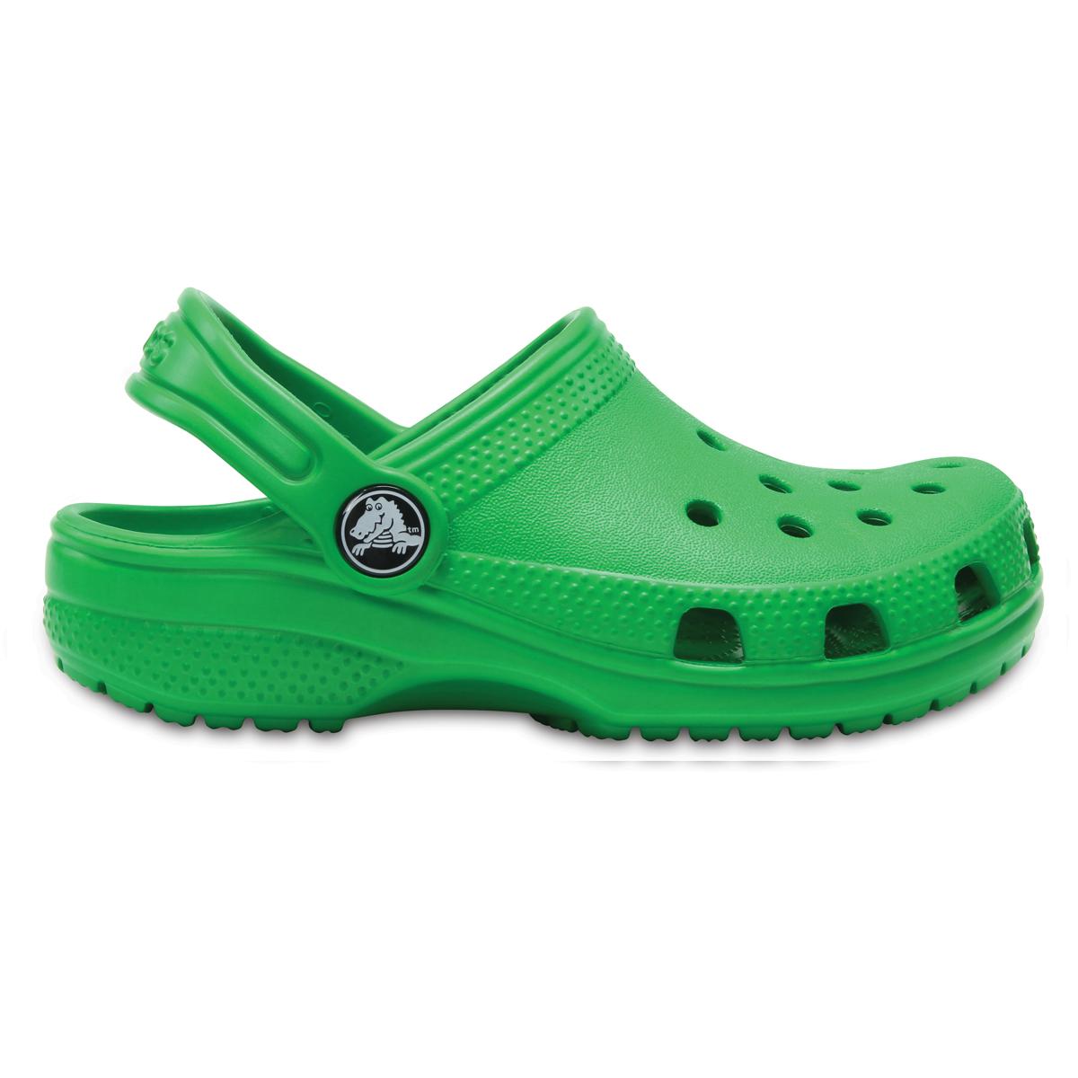 Crocs Classic Clog K - Çim yeşili