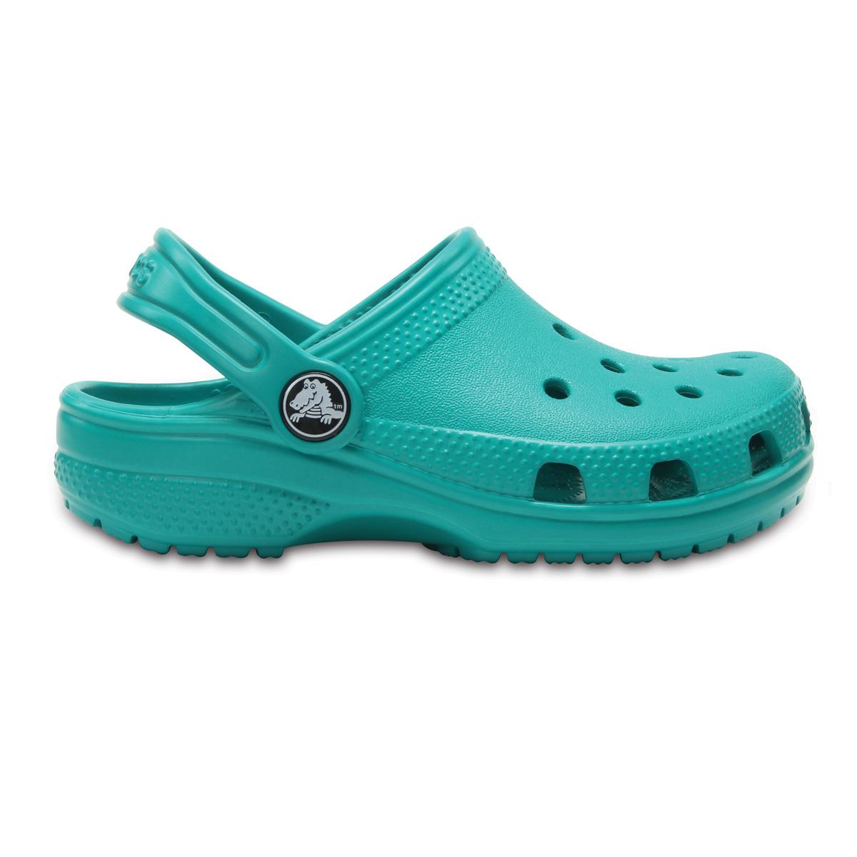Crocs Classic Clog K - Tropikal Deniz mavisi