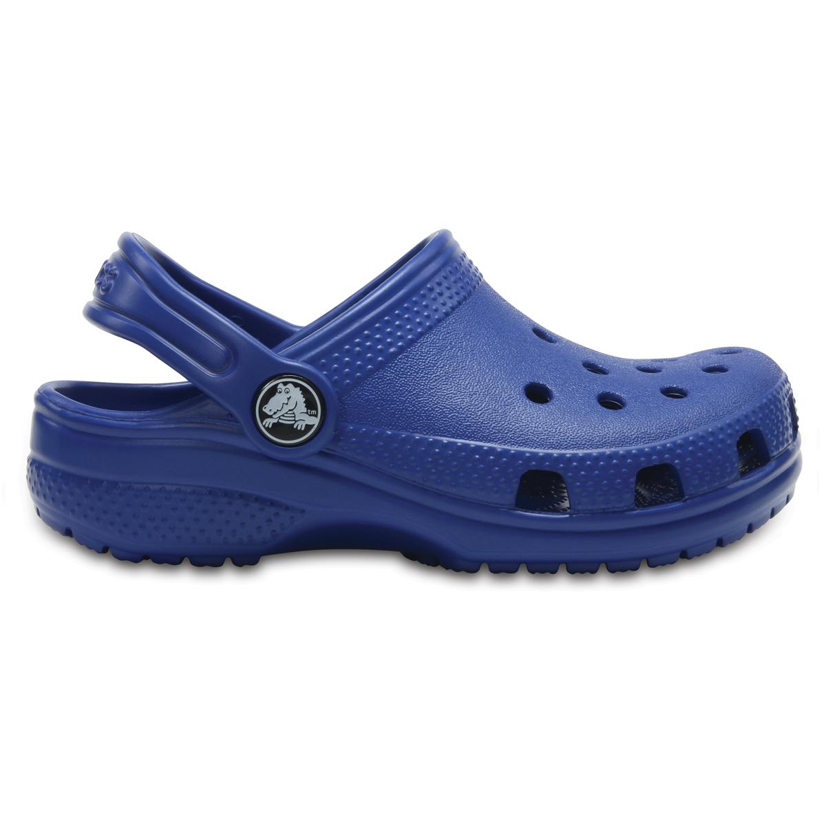 Crocs Classic Clog K - Mavi Jean