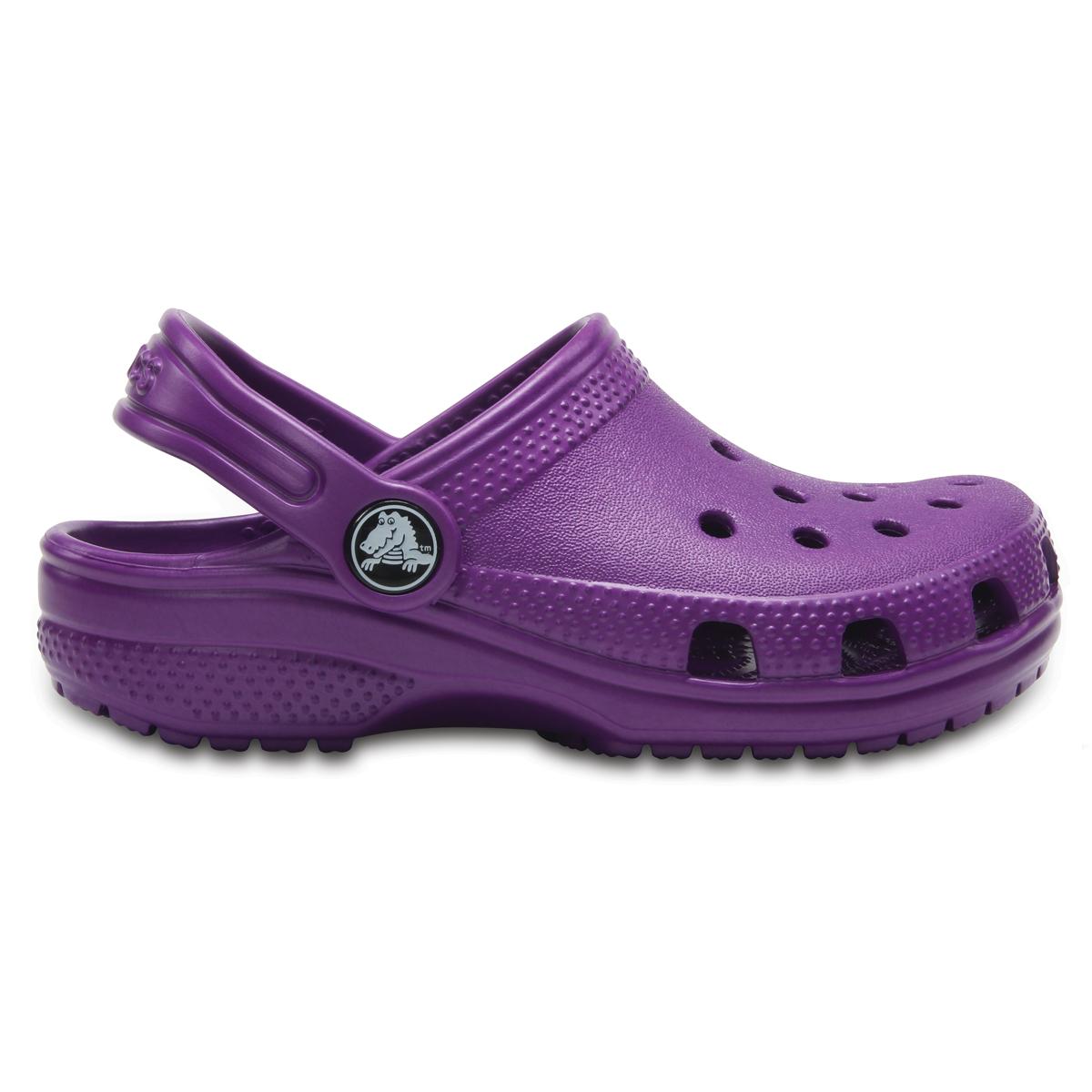 Crocs Classic Clog K - Ametist