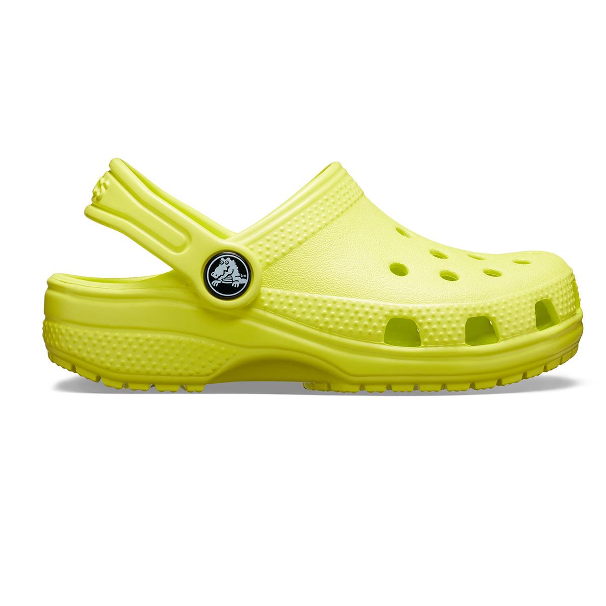Crocs Classic Clog K - Turunçgil