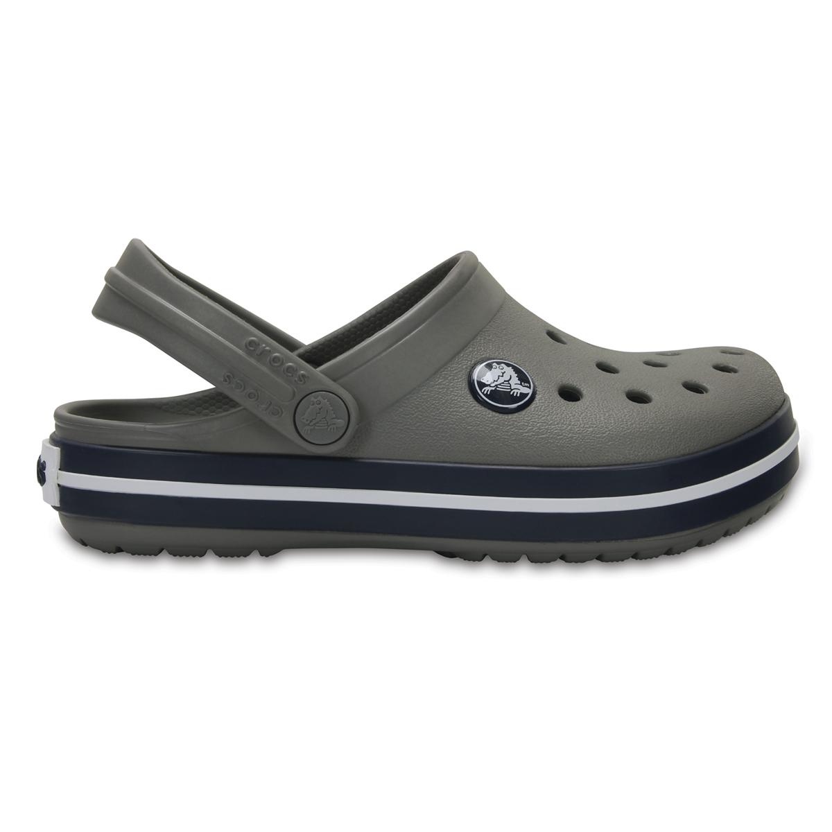Crocs Crocband Clog K - Duman/Lacivert