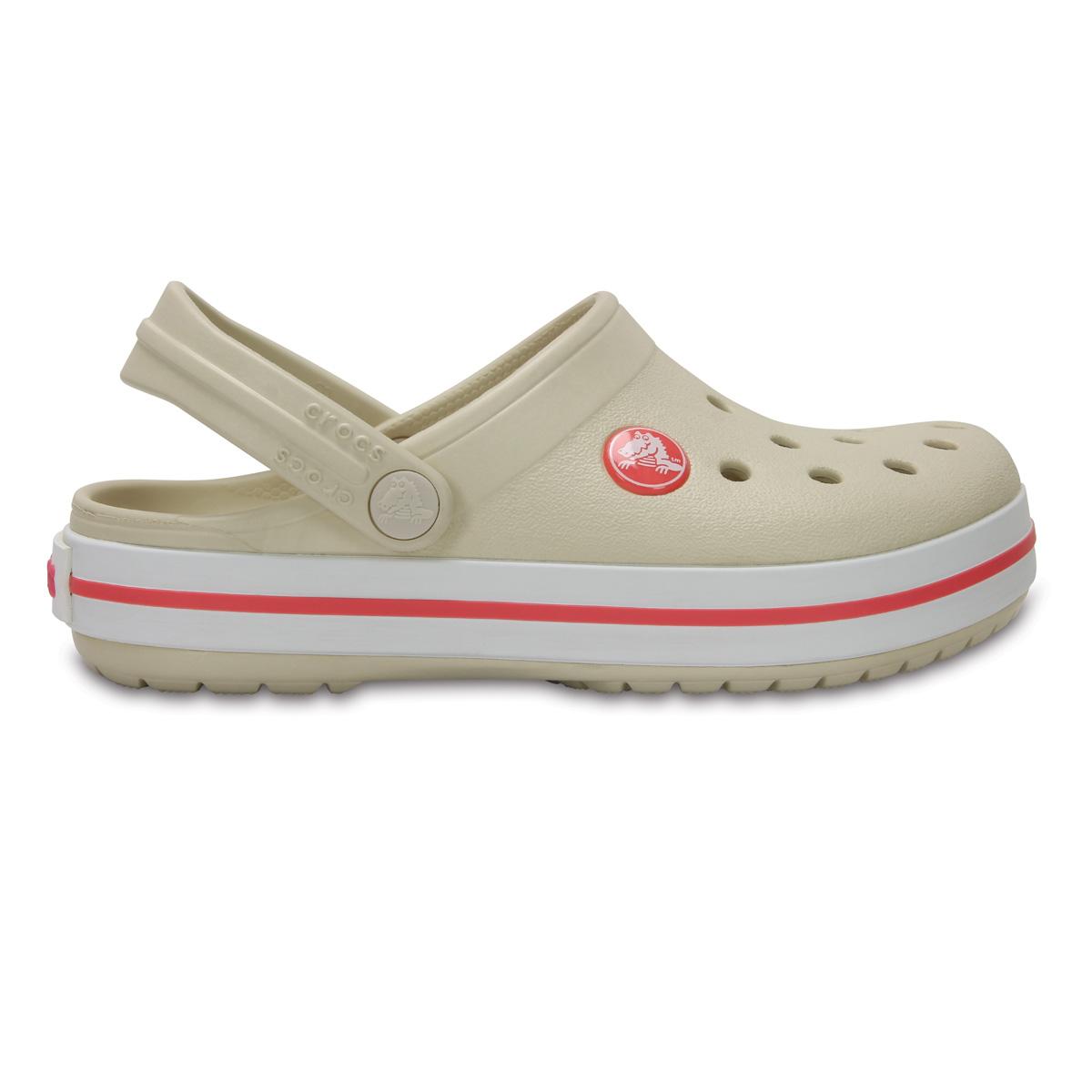 Crocs Crocband Clog K - Alçı/Kavun