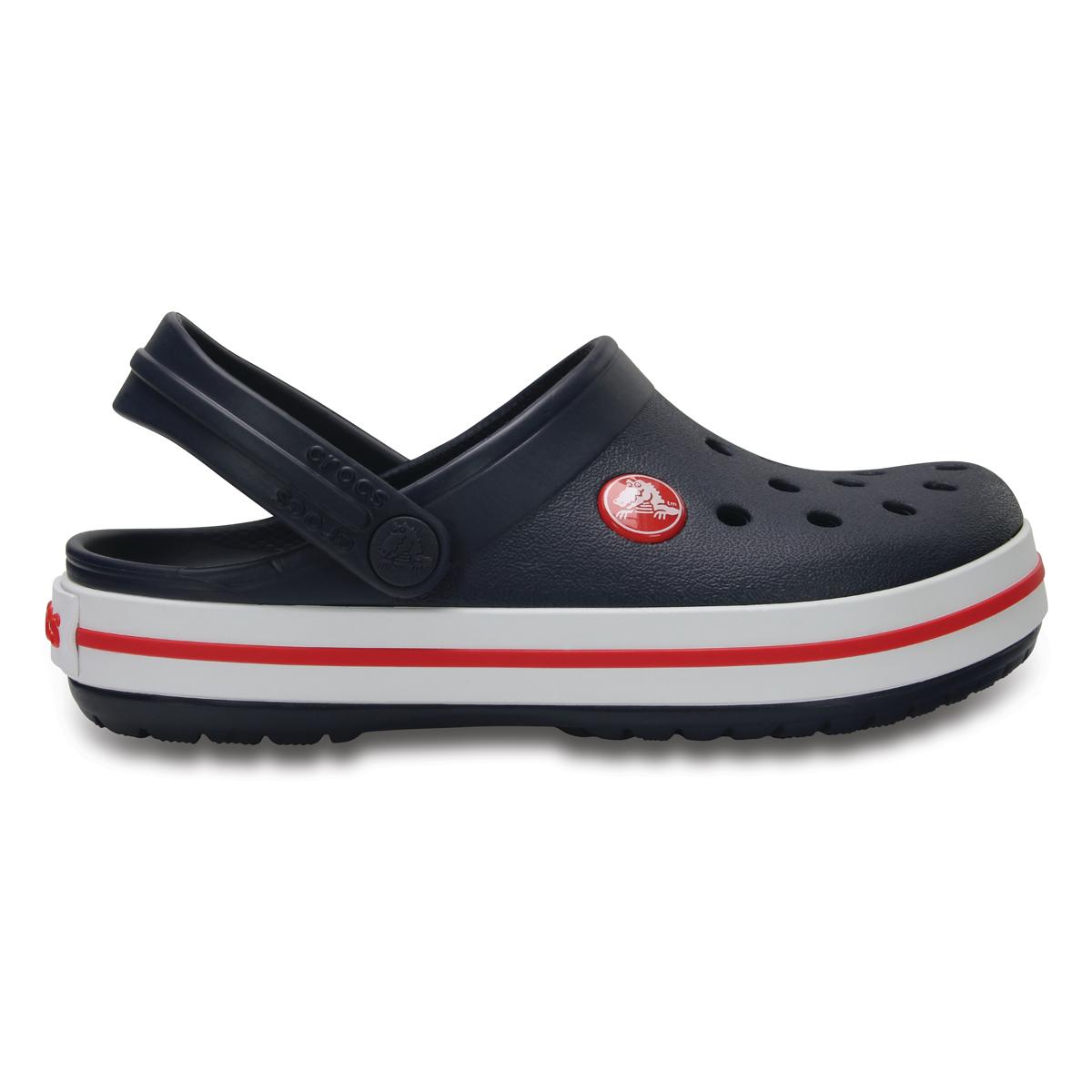 Crocs Crocband Clog K - Lacivert/Kırmızı