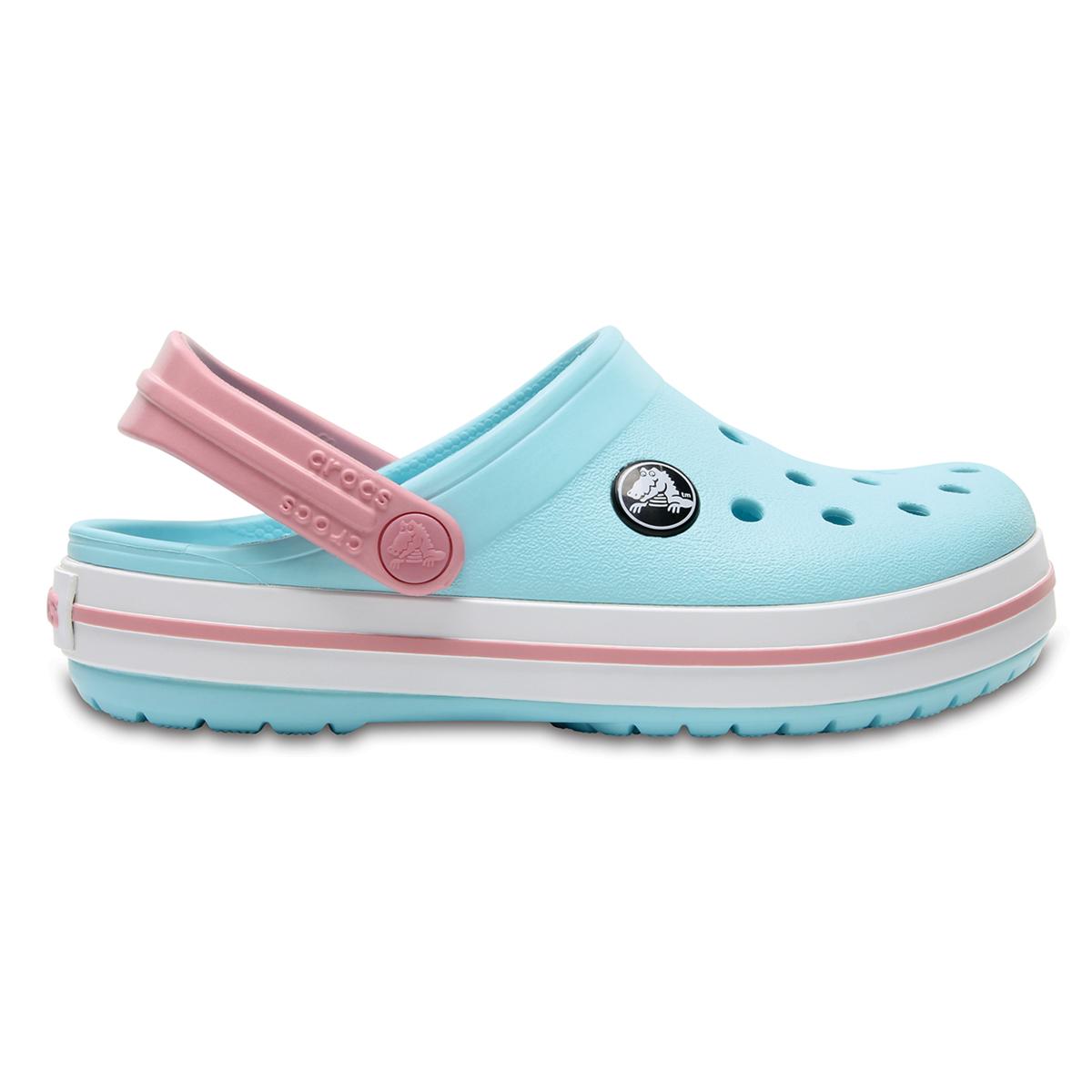 Crocs Crocband Clog K - Buz Mavisi/Beyaz