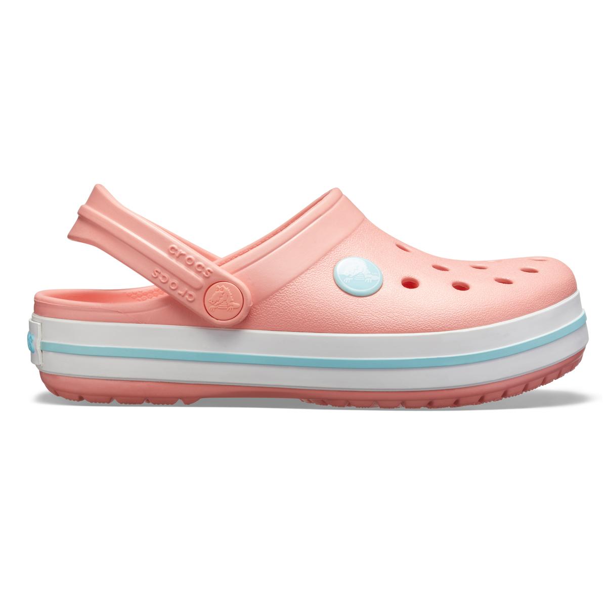 Crocs Crocband Clog K - Kavun/Buz Mavisi