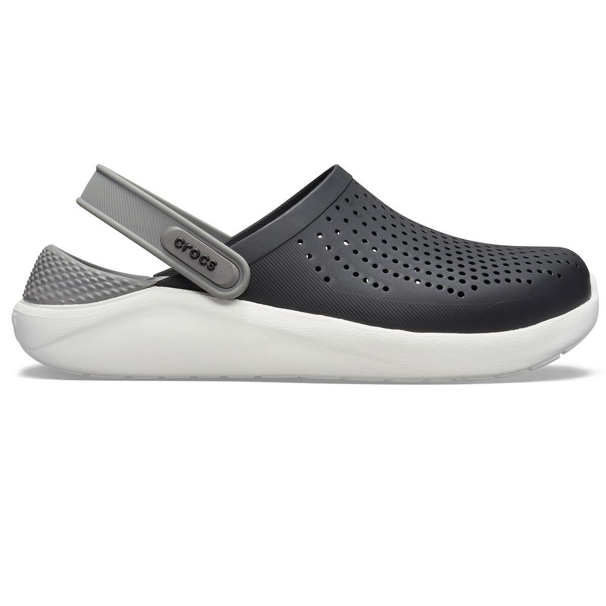 Crocs LiteRide Clog - Siyah/Duman