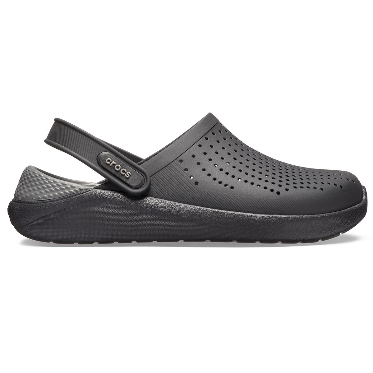 Crocs LiteRide Clog - Siyah/Barut Rengi