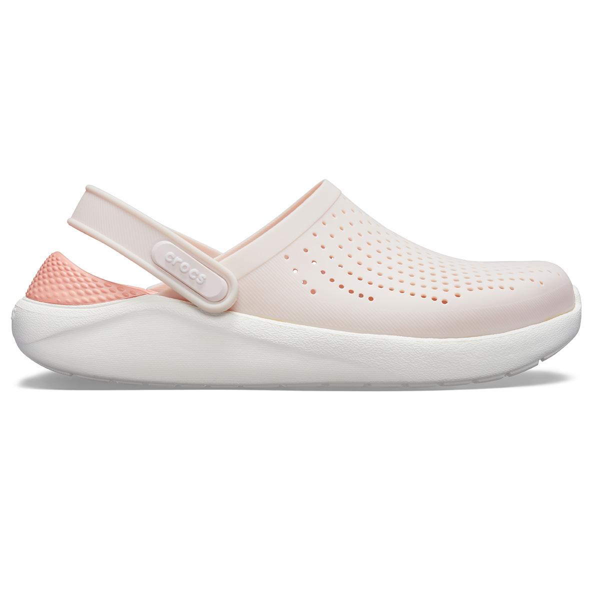 Crocs LiteRide Clog - Açık Pembe/Beyaz