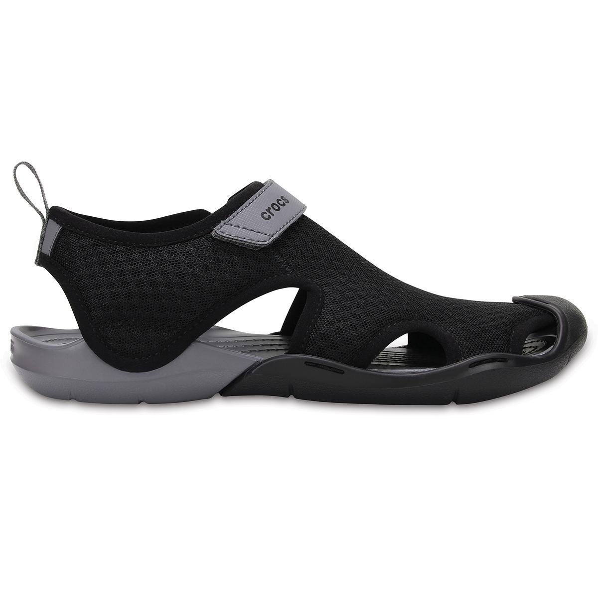 Crocs Swiftwater Mesh Sandal W - Siyah