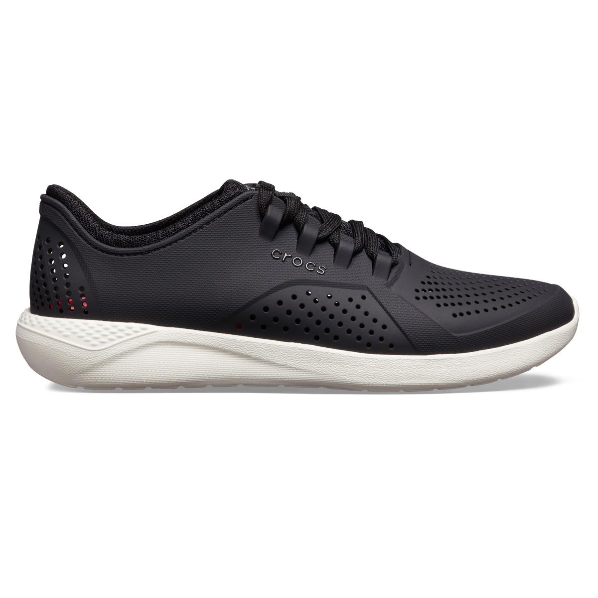 Crocs LiteRide Pacer M - Siyah/Beyaz
