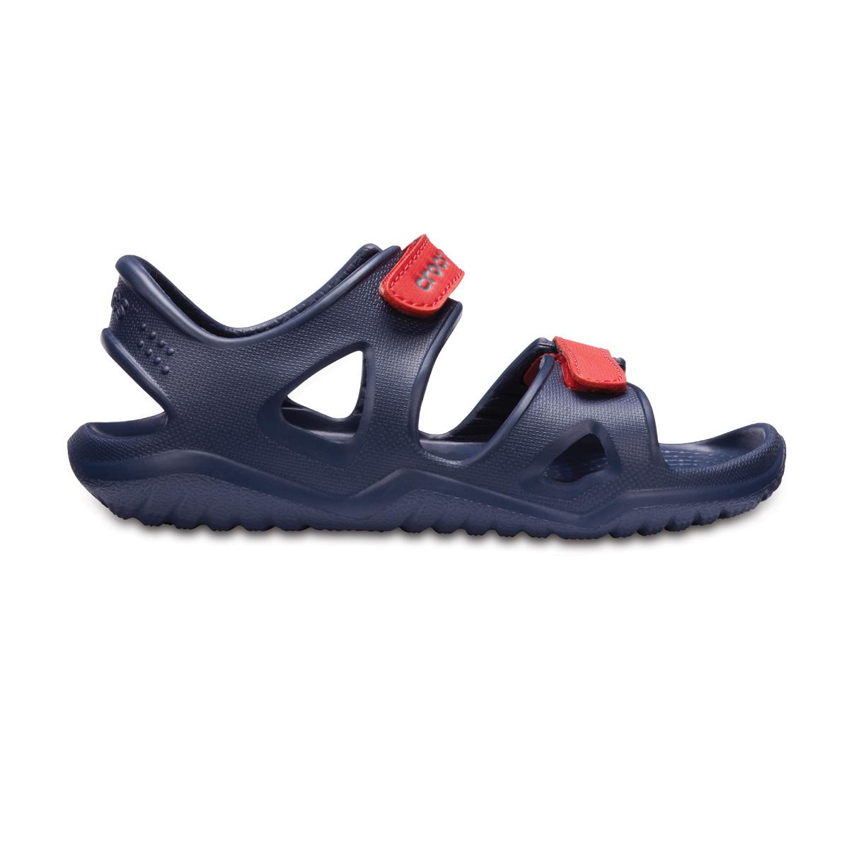 Crocs Swiftwater River Sandal K - Lacivert/Alev