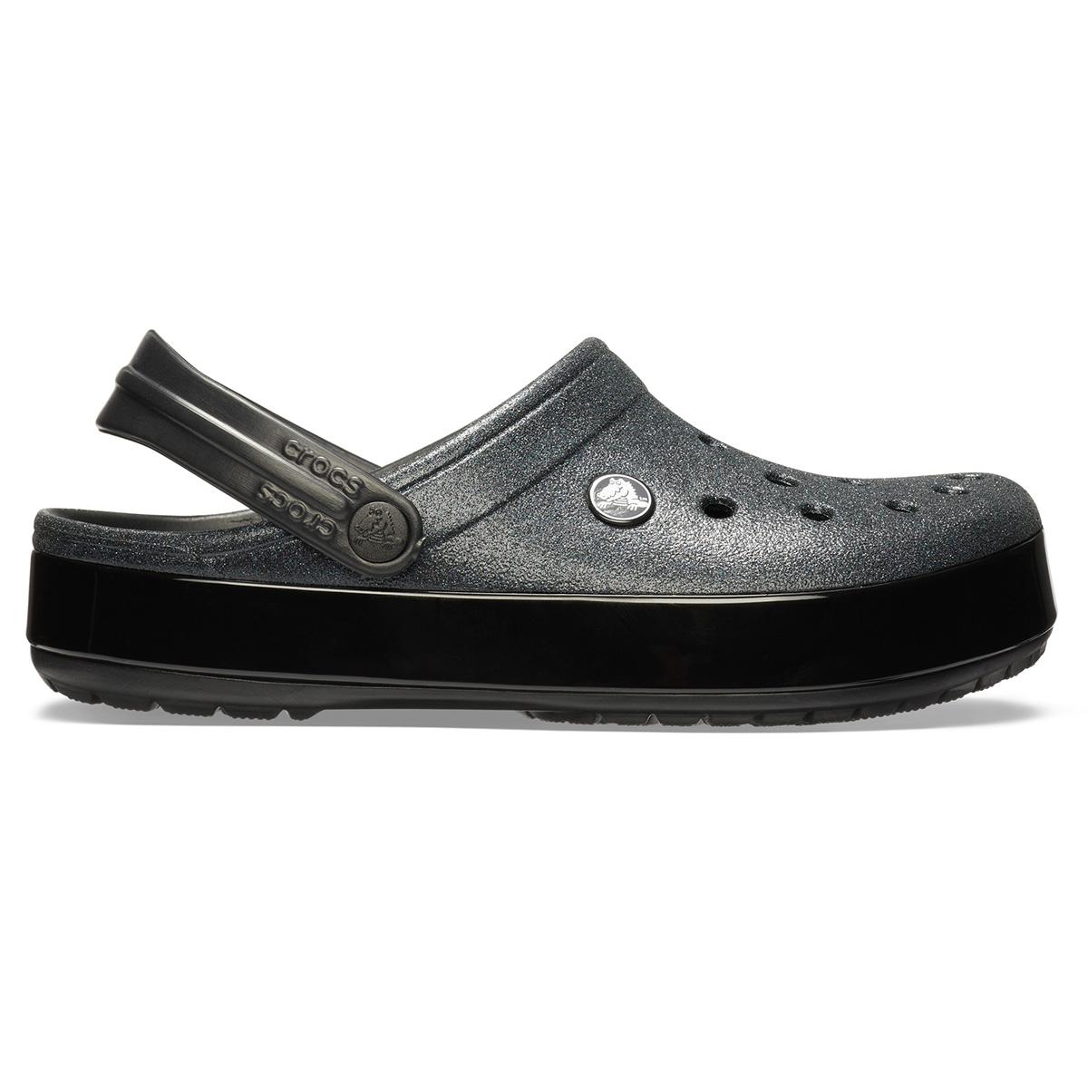 Crocs Crocband Glitter Clog - Siyah