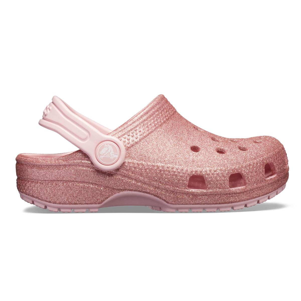 Crocs Classic Glitter Clog K - Çiçek