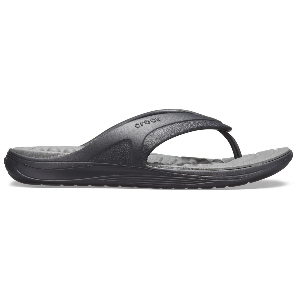 Crocs Reviva Flip - Siyah/Barut Rengi