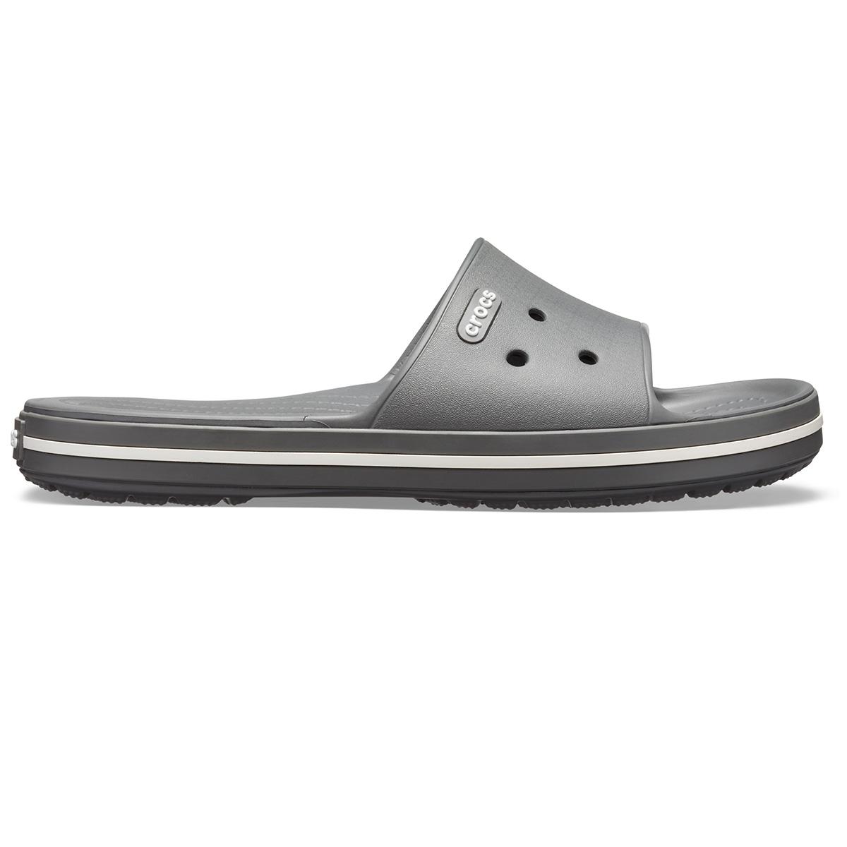 Crocs Crocband III Slide - Barut rengi/Beyaz