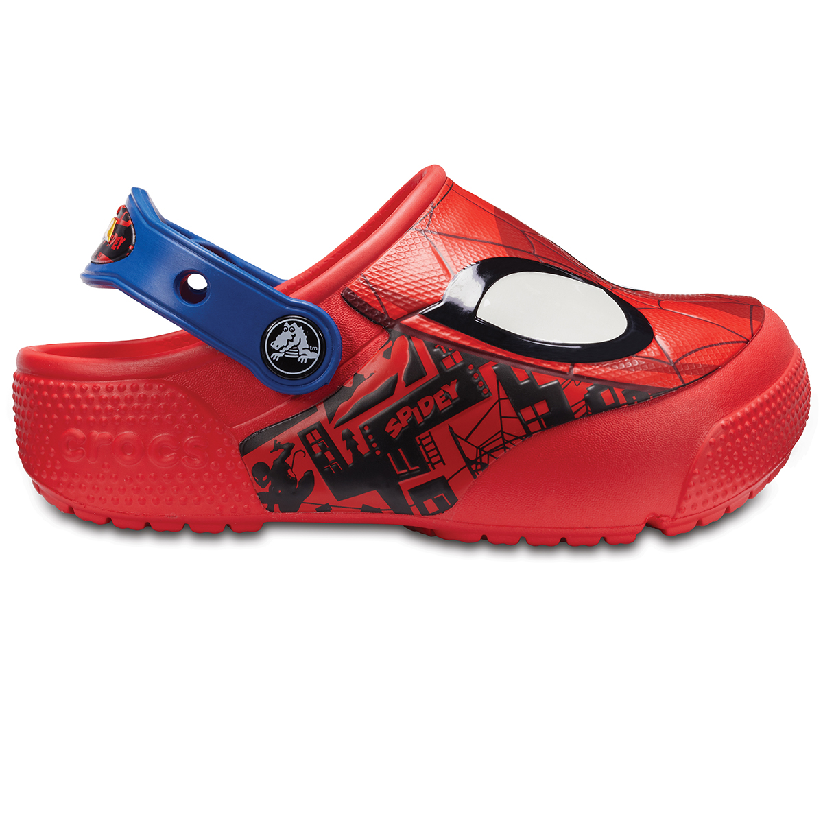 Crocs FL SpiderMan Lght Clog K