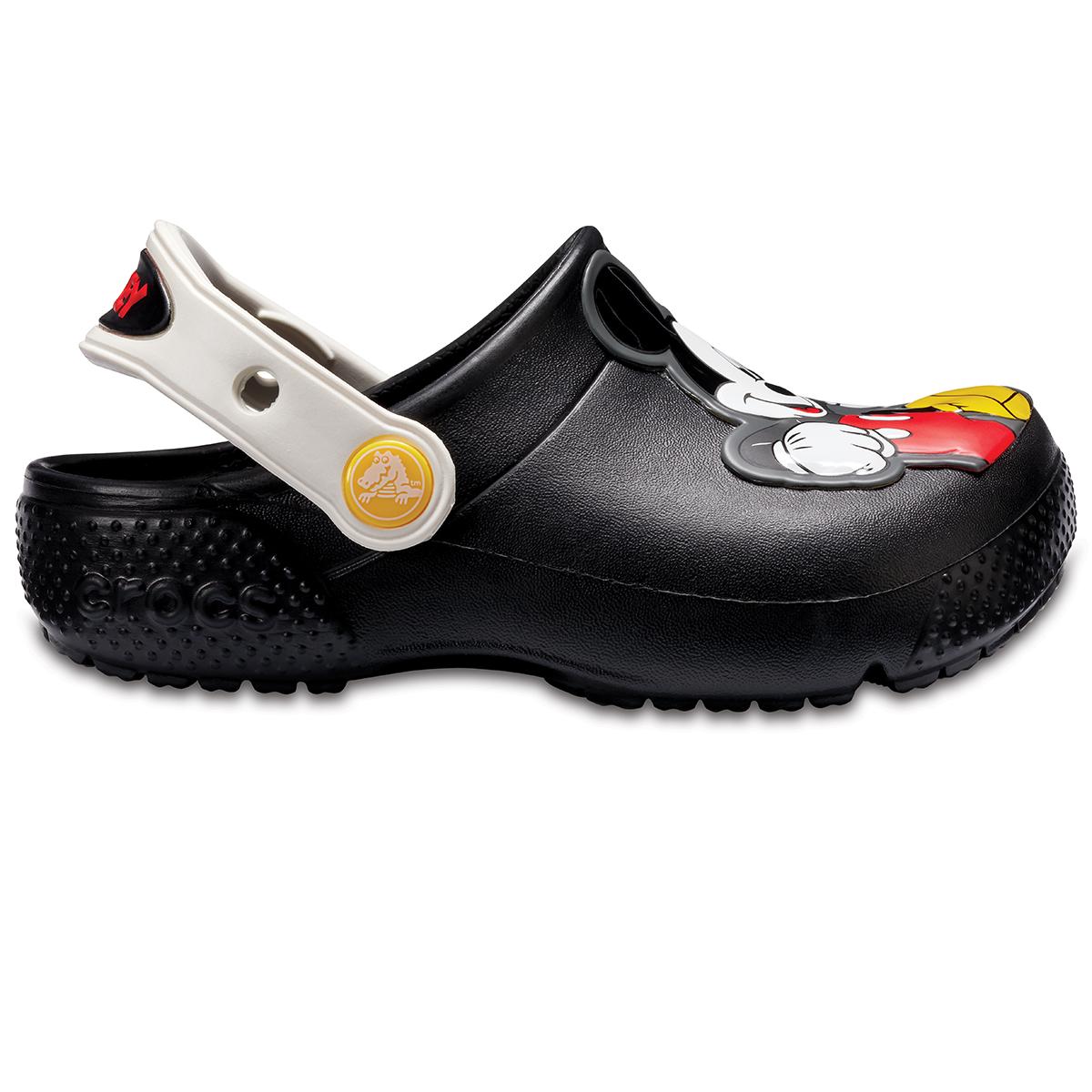 Crocs Fun Lab Mickey Clog K - Siyah