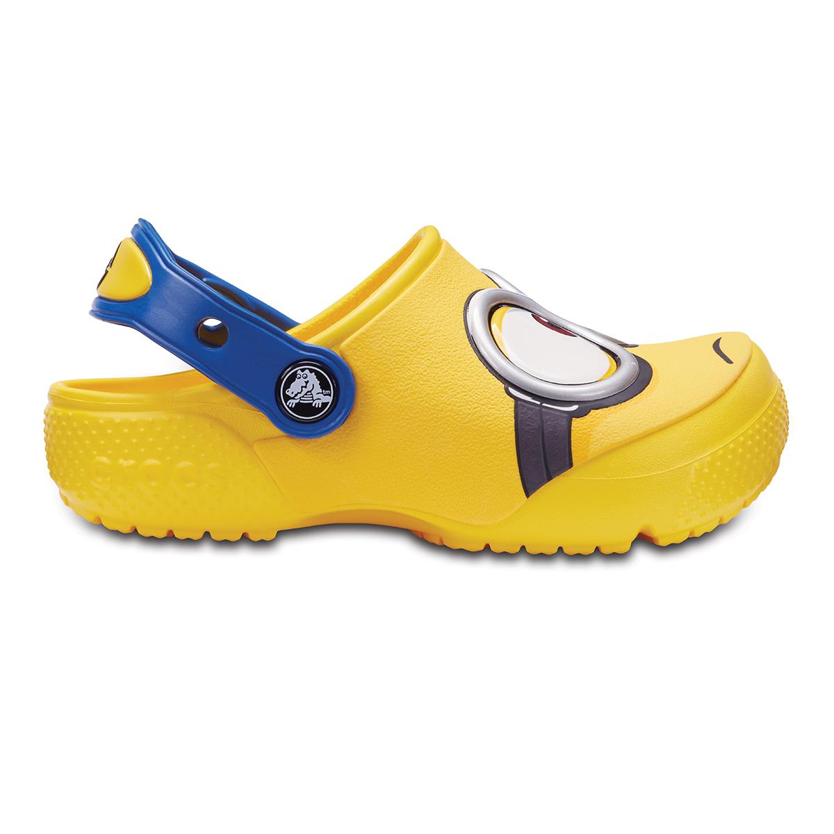 CrocsFunLab Minions Clog