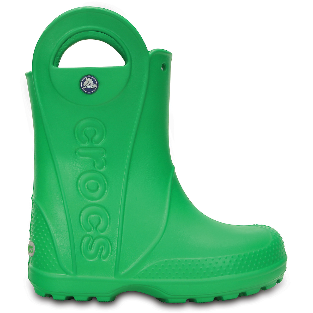 Handle It Rain Boot Kids - Çim yeşili