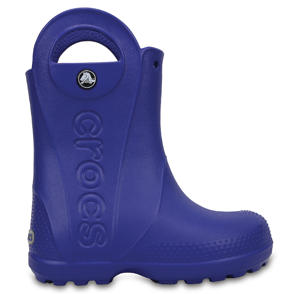 Handle It Rain Boot Kids - Gök Mavisi