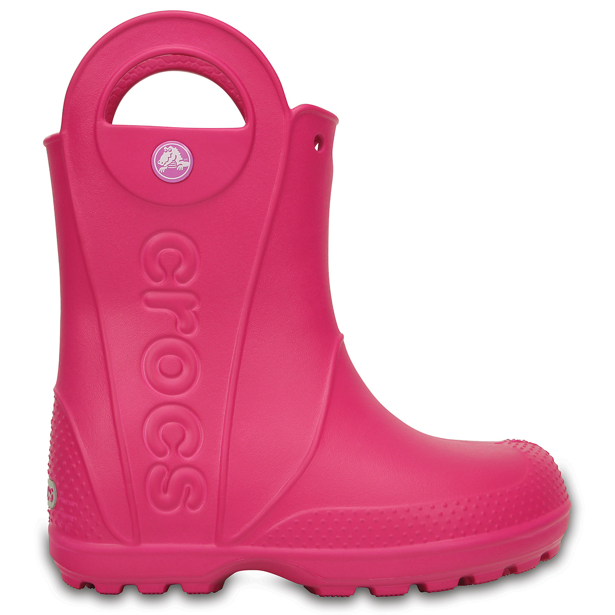 Handle It Rain Boot Kids - Şeker Pembesi