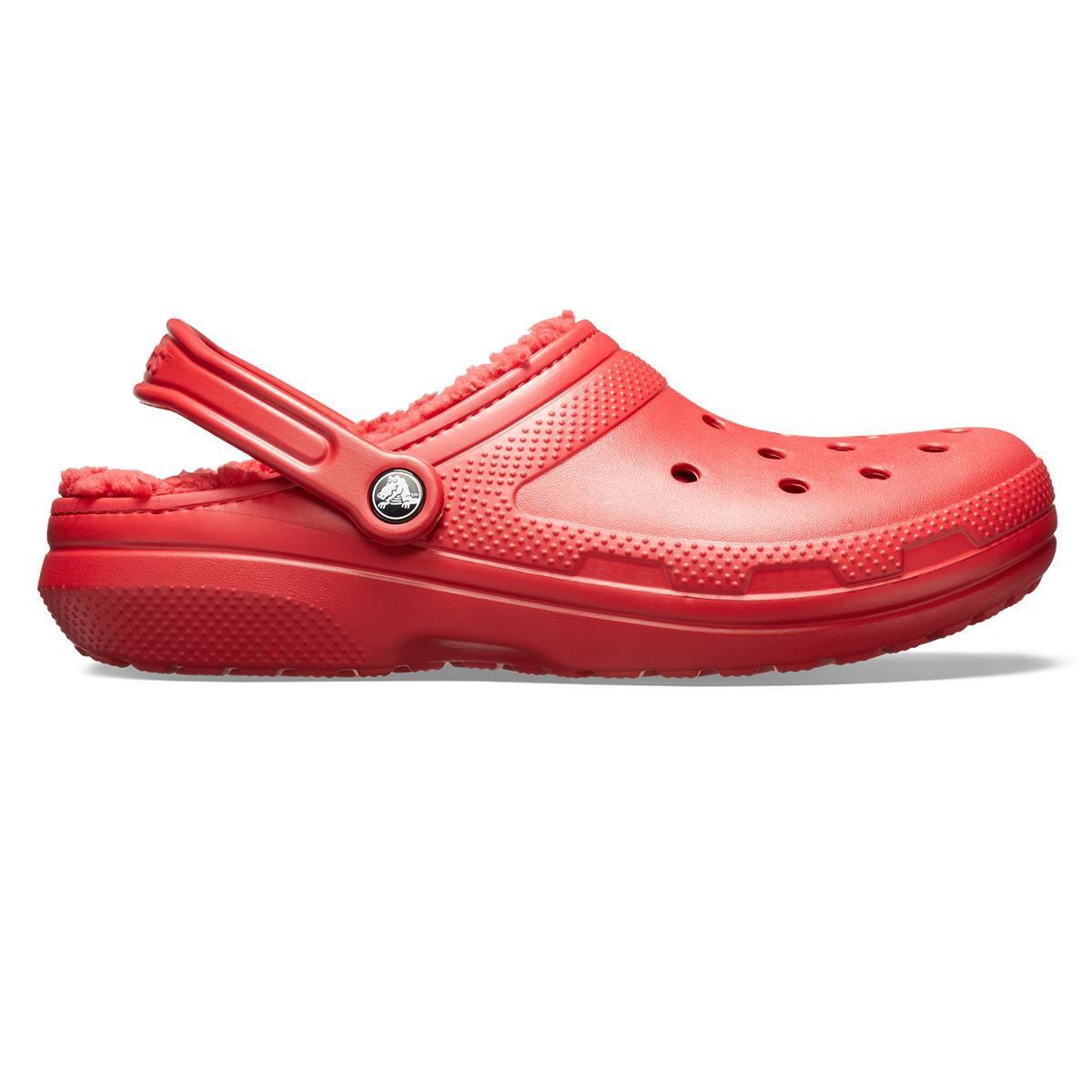 Classic Lined Clog - Kırmızı Biber/Kırmızı Biber