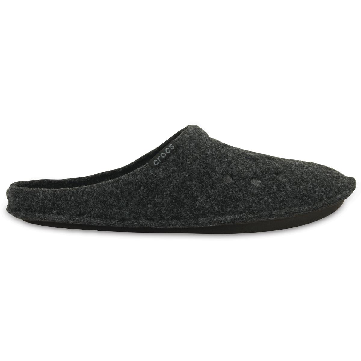 Classic Slipper - Siyah/Siyah