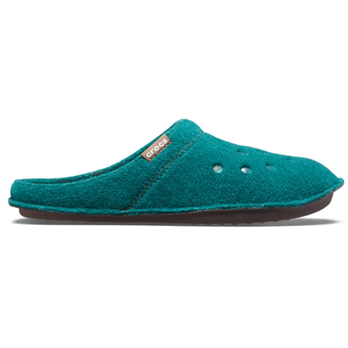 Classic Slipper - Çam Yeşili/Sıva Rengi
