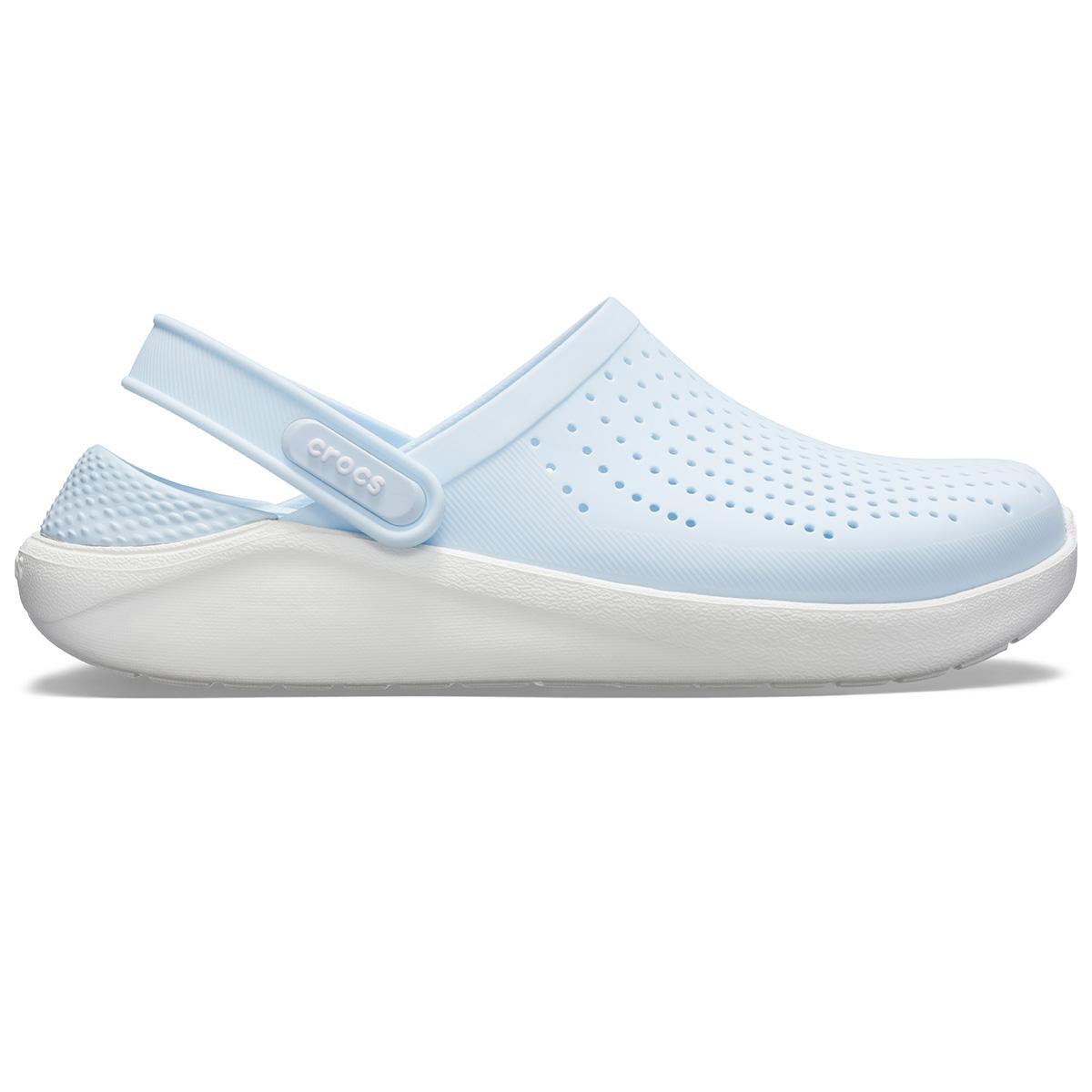 LiteRide Clog - Mineral Mavi/Beyaz