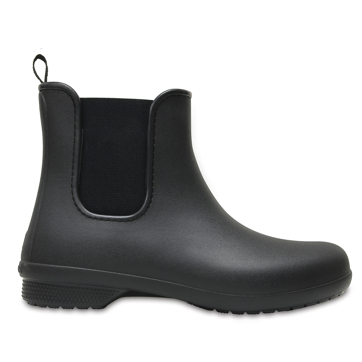 Crocs Freesail Chelsea Boot W - Siyah/Siyah