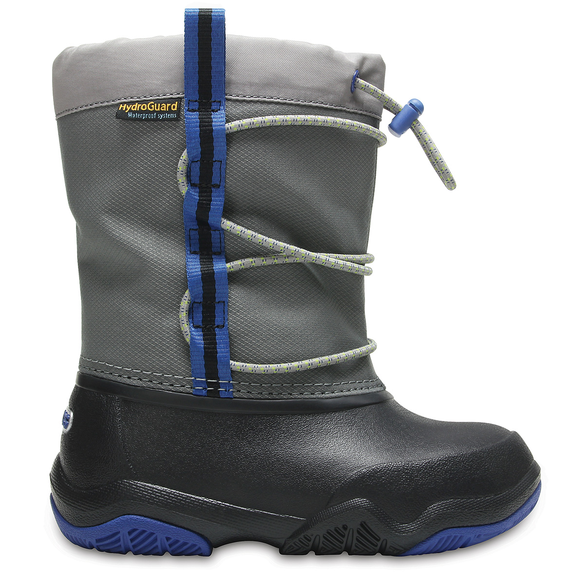 Swiftwater Waterproof Boot K - Siyah/Mavi Jean