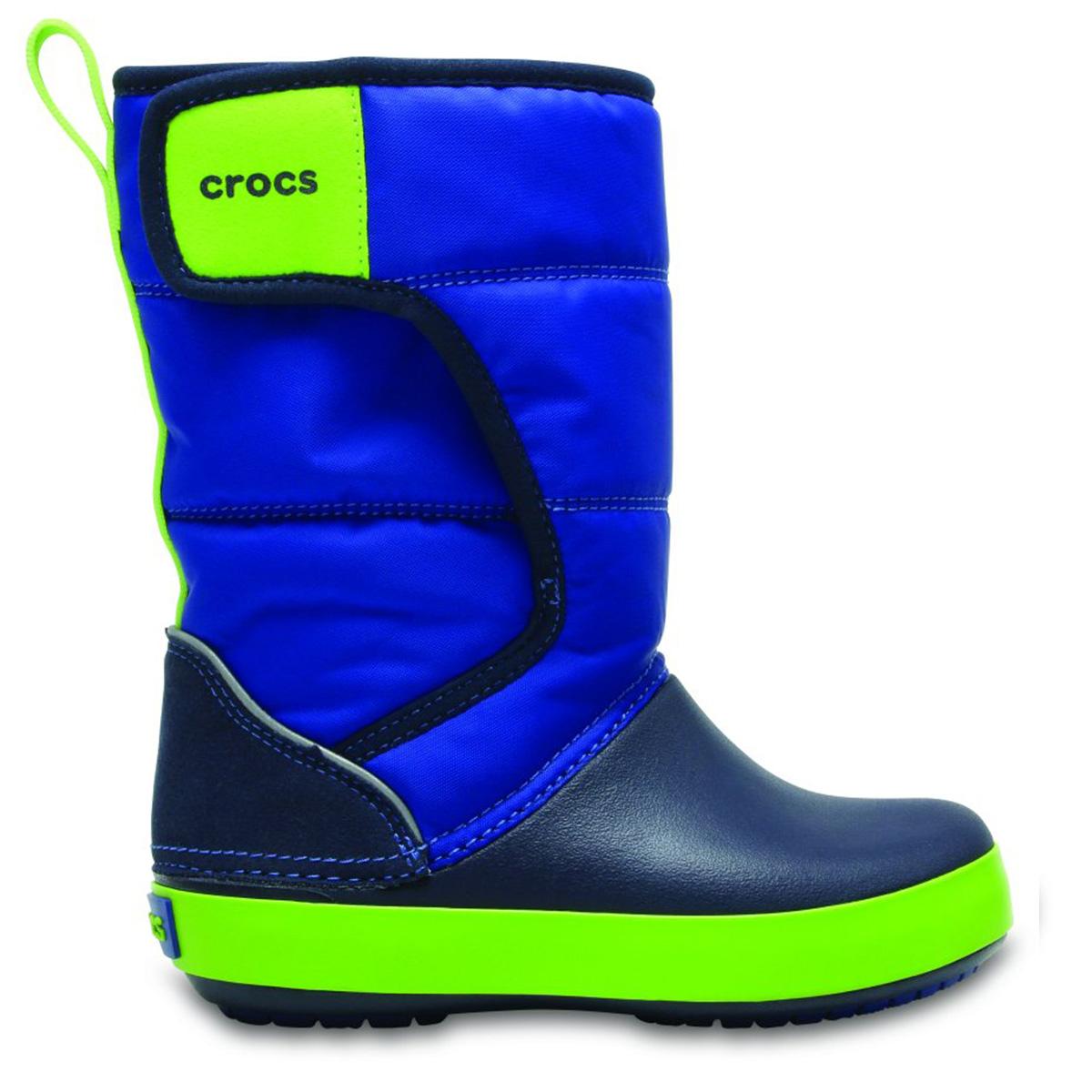 LodgePoint Snow Boot K - Mavi Jean/Lacivert